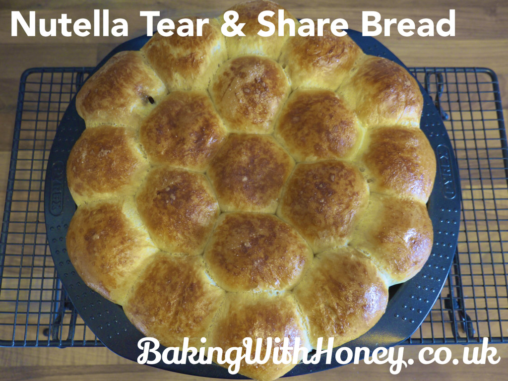Nutella Tear and Share Bread