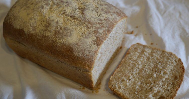 Wholemeal & White ('50/50′) Loaf
