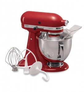 Empire Red Kitchen Aid