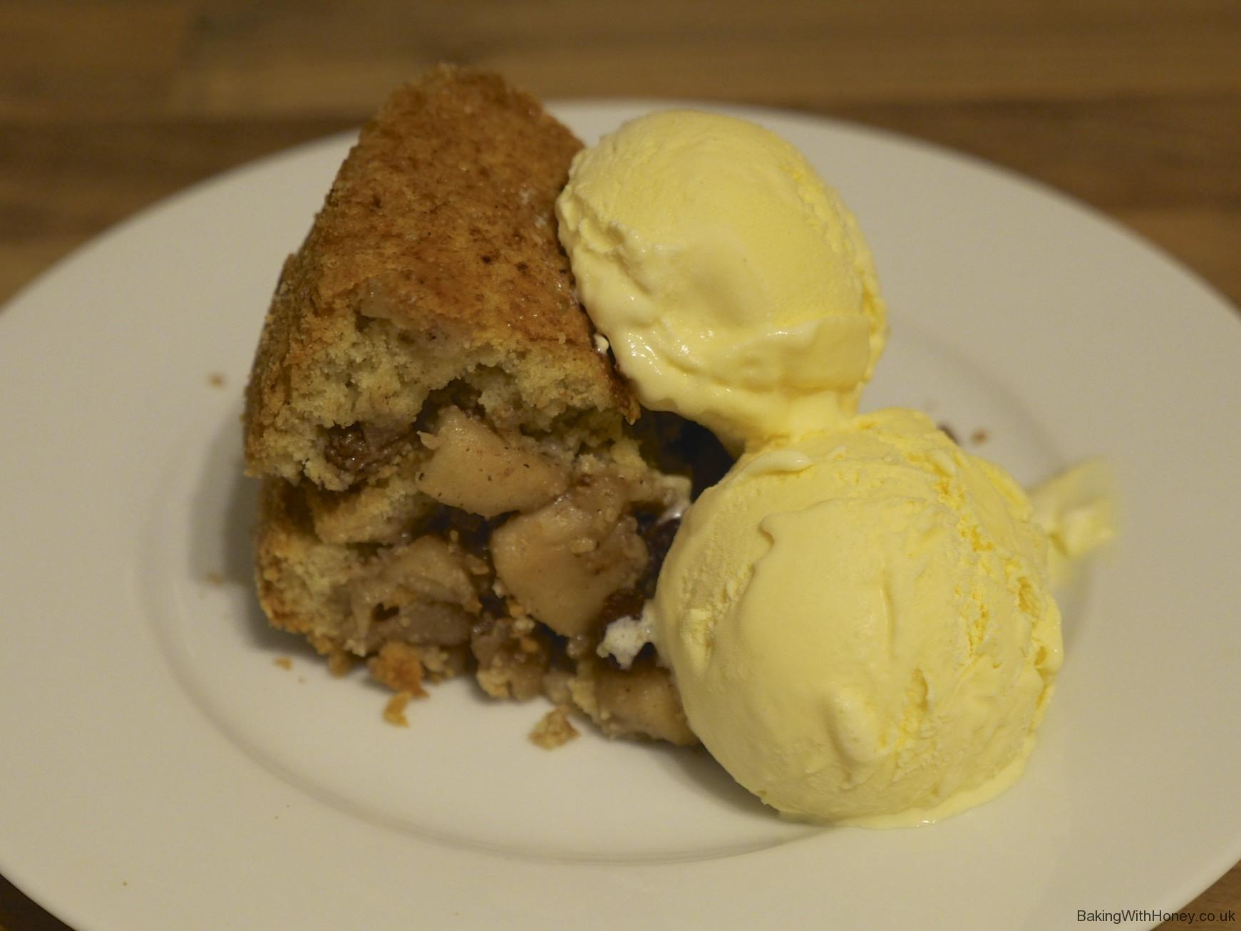 Dutch Apple Pie (Appeltaart)