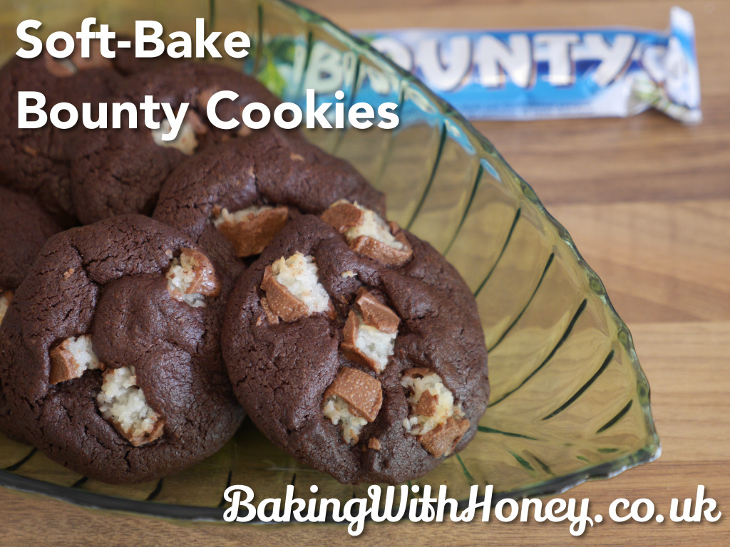 Bounty Cookies (Soft-Bake)