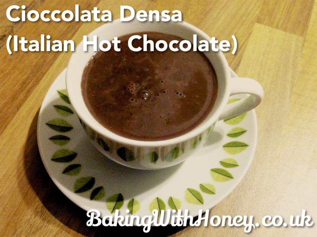 Cioccolata Densa (Super Thick Italian Hot Chocolate)