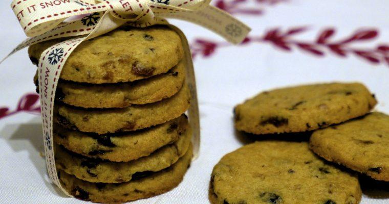 Mince Pie Cookies