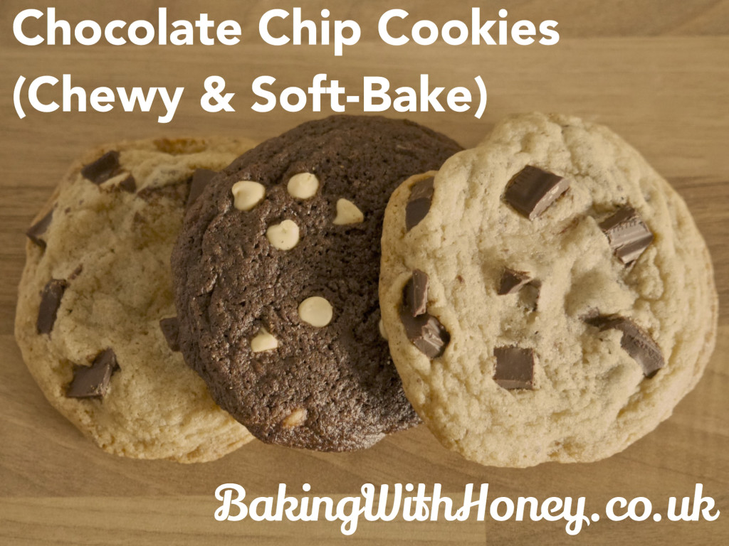 Best Ever Chocolate Chip Cookies (Chewy Soft Bake)