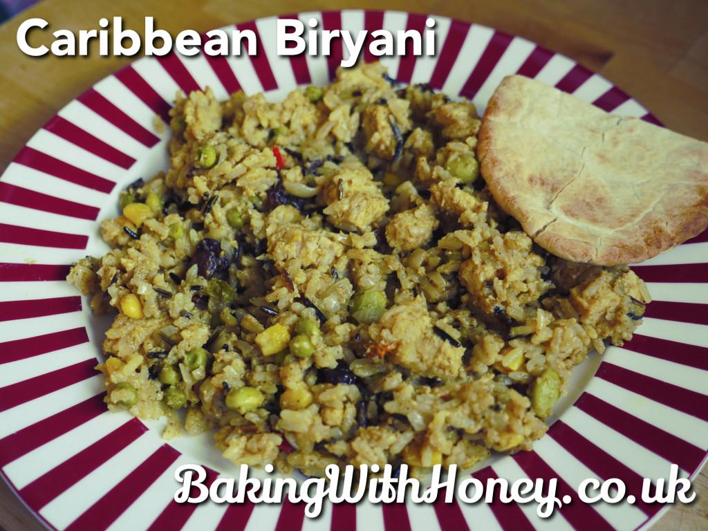 Caribbean Biryani One-Pot Meal