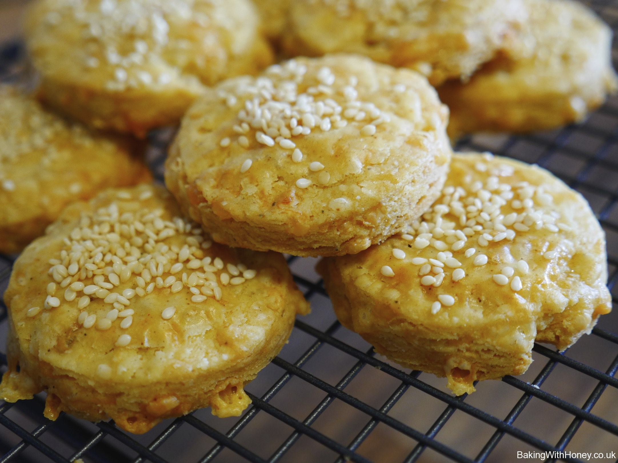 Summer Holidays Week 2: Cheesy Biscuits