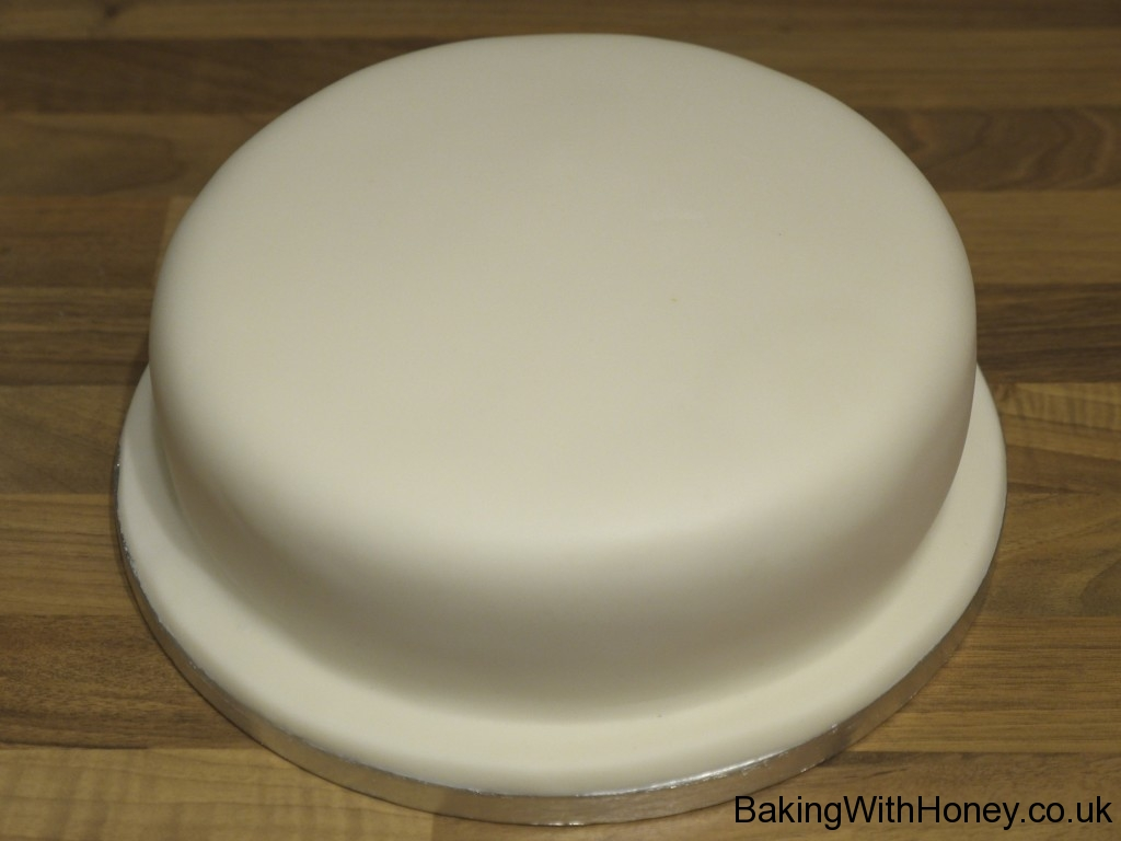Fruit Cake Marzipan Icing Recipe