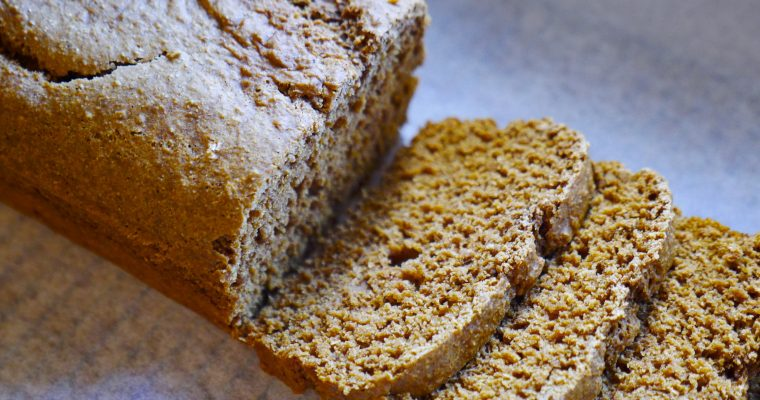 "Ontbijtkoek ""Breakfast Cake"" aka Dutch Spice Bread"