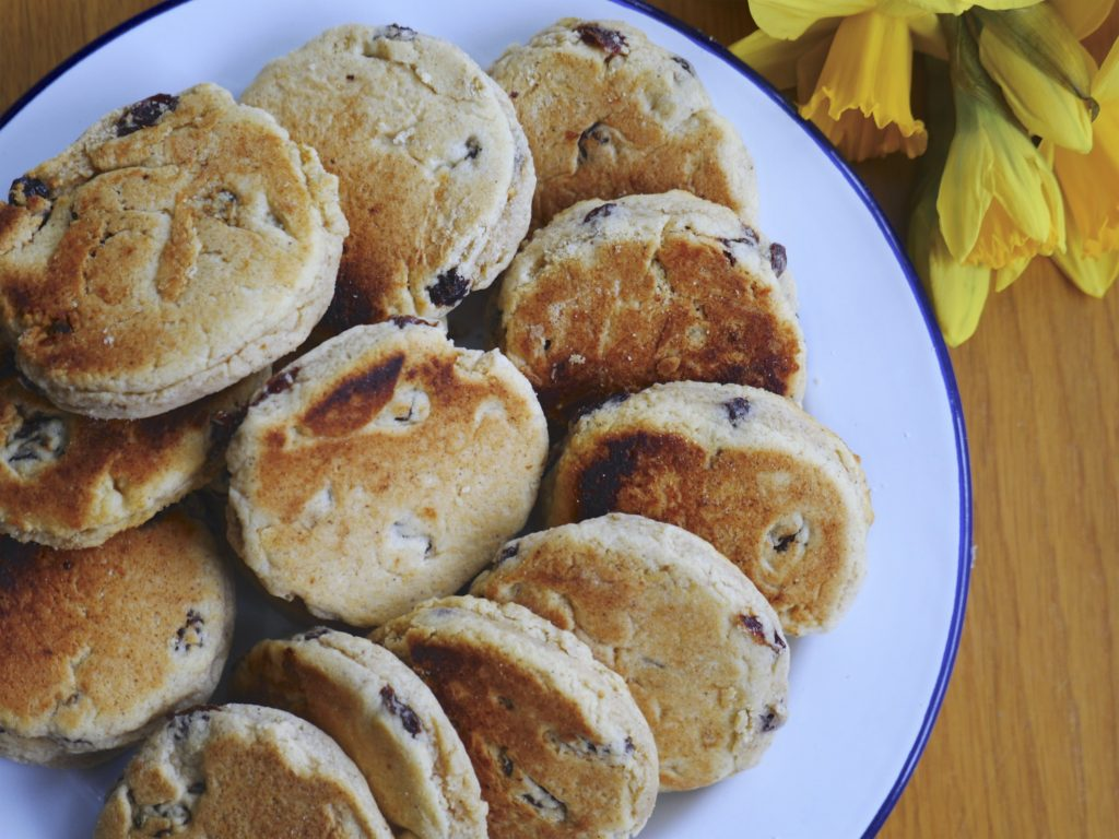 How To Use A Baking Stone For Welsh Cakes