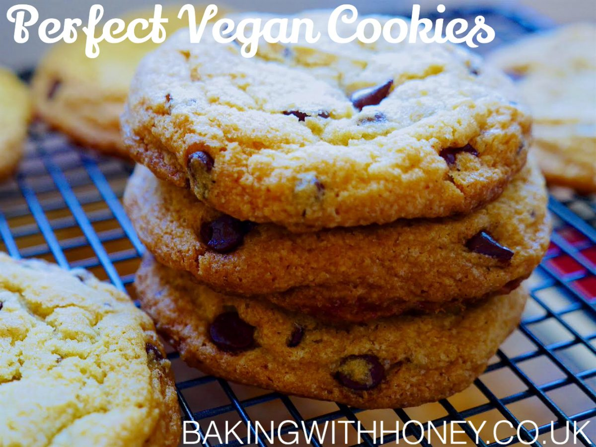 Perfect Vegan Cookies Chocolate Chip Recipe 2