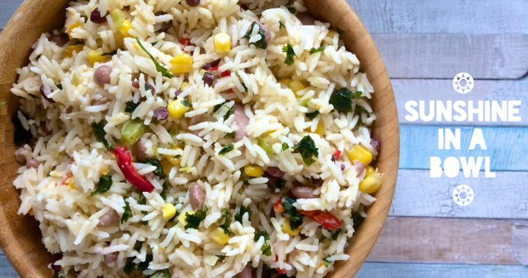 Eat-All-Week Caribbean Rice & Peas