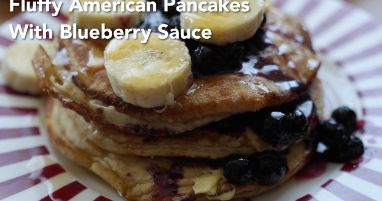 Moonstruck Pancakes