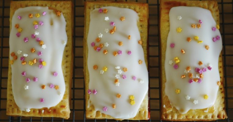 DIY Pop Tarts