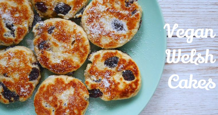 Vegan Welsh Cakes