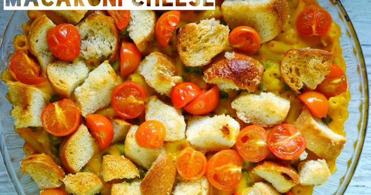 Chunky Best-Ever Vegan Macaroni Cheese