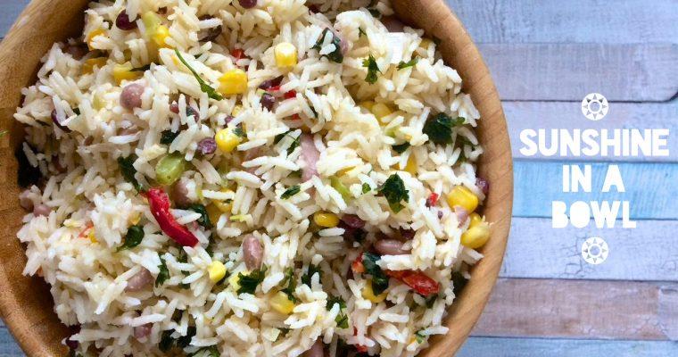Eat-All-Week Caribbean Rice & Peas